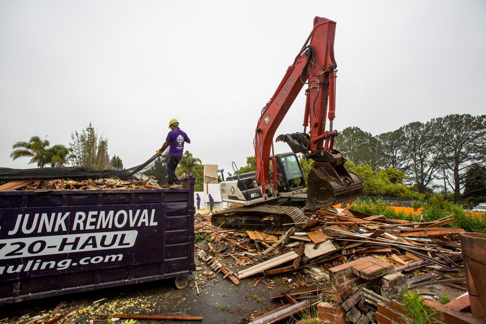 Construction Demolition | Construction Debris Removal San ...