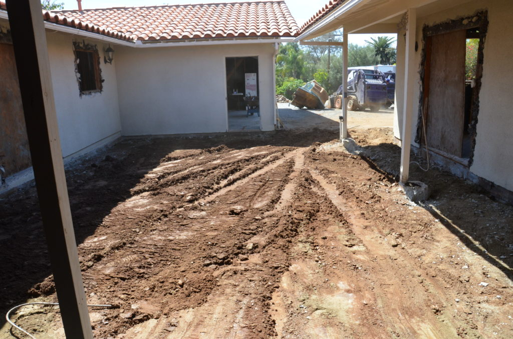 Concrete Removal Services San Diego | Ace Hauling